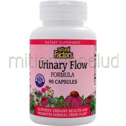 Urinary Flow Formula 90 caps NATURAL FACTORS