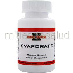 Evaporate 60 caps MUSCLE FORTRESS
