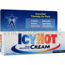 IcyHot Pain Relieving Cream 3 oz CHATTEM
