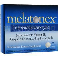 Melatonex 30 tabs CHATTEM