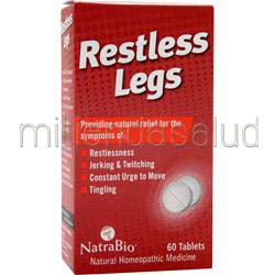 Restless Legs 60 tabs NATRABIO