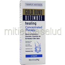 Gold Bond Ultimate Healing Concentrated Therapy Cream 3 5 oz CHATTEM