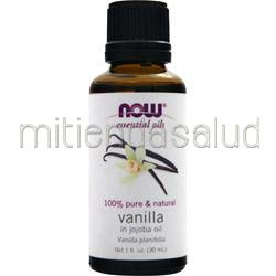 Vanilla in Jojoba Oil 1 fl oz NOW