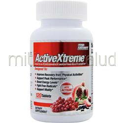 ActiveXtreme 120 tabs TOP SECRET NUTRITION