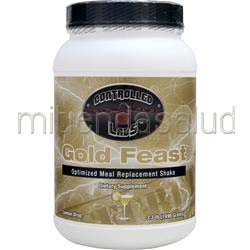 Gold Feast - Optimized Meal Replacement Shake Lemon Drop 3 3 lbs CONTROLLED LABS