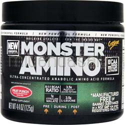 Monster Amino Fruit Punch 4 4 oz CYTOSPORT