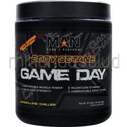 Body Octane - Game Day Lemon-Lime Chiller 212 9 gr MAN SPORTS