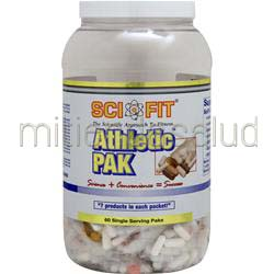 Athletic Pak 60 pckts SCI-FIT