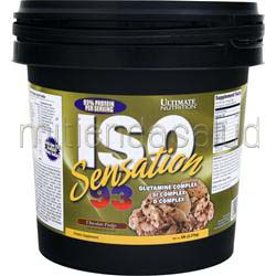 Iso Sensation 93 Strawberry 5 lbs ULTIMATE NUTRITION