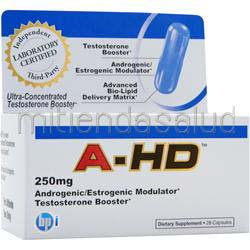 A-HD - Anti-Aromatase Testosterone Booster BPI