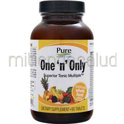 One 'n' Only 60 tabs PURE ESSENCE LABS