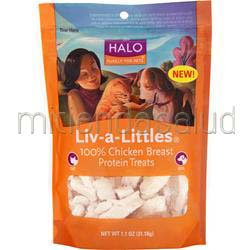 Liv-a-Littles 100% Chicken Breast 1 1 oz HALO
