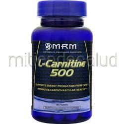 L-Carnitine 500 60 tabs MRM
