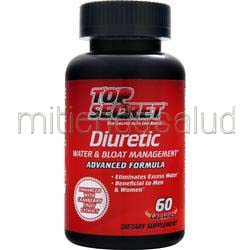 Diuretic Advanced Formula 60 caps TOP SECRET NUTRITION