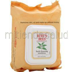 Facial Cleansing Towelettes 30 unit BURT'S BEES