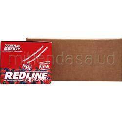 Redline Xtreme Power Shot Triple Berry 24 bttls VPX SPORTS