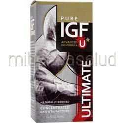 Pure IGF Advanced Pro-Formula U - Ultimate 2 fl oz PURE SOLUTIONS