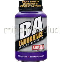 BA Endurance 120 caps LABRADA