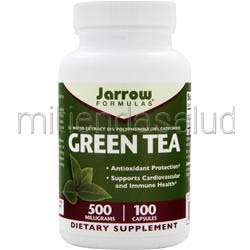 Green Tea 500mg 100 caps JARROW