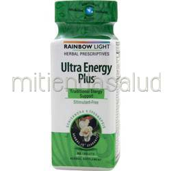 Ultra Energy Plus 60 tabs RAINBOW LIGHT