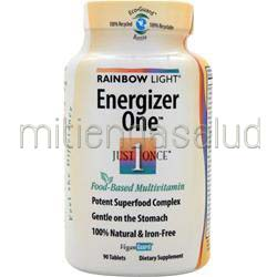 Just Once - Energizer One Multivitamin 90 tabs RAINBOW LIGHT