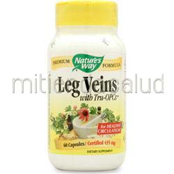 Leg Veins Formula 60 caps NATURE'S WAY