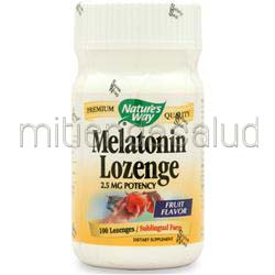 Melatonin 100 lzngs NATURE'S WAY