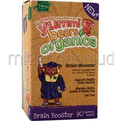 Organic Brain Booster 90 bears YUMMI BEARS