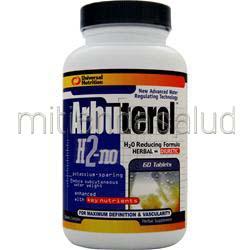 Arbuterol H2-no 60 tabs UNIVERSAL NUTRITION