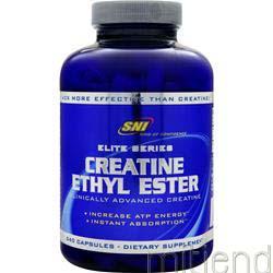 Creatine Ethyl Ester 240 caps SNI