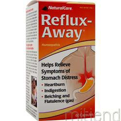 Reflux-Away 60 caps NATURAL CARE