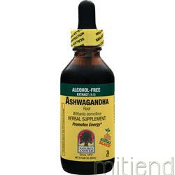 Ashwagandha 2 fl oz NATURE'S ANSWER