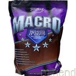 Macro Pro Milk Chocolate 5 64 lbs SYNTRAX