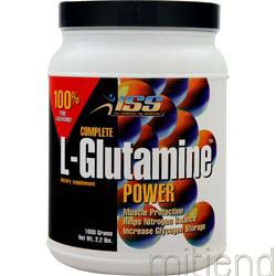 Complete L-Glutamine Power 2 2 lbs ISS RESEARCH