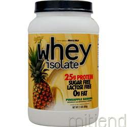 Whey Isolate Pineapple Banana 2 lbs CYTOSPORT
