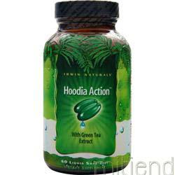 Hoodia Action 60 sgels IRWIN NATURALS