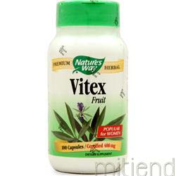 Vitex 100 caps NATURE'S WAY