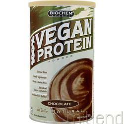 100% Vegan Protein Chocolate 16 2 oz BIOCHEM