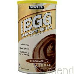 100% Egg Protein Chocolate 15 4 oz BIOCHEM