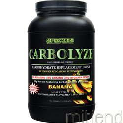 Carbolyze Banana 4 4 lbs SPECIES