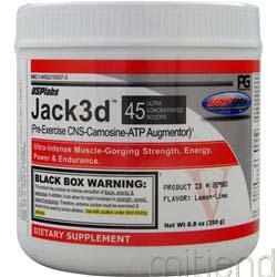 Jack3d Tropical Fruit Punch 8 8 oz USP LABS