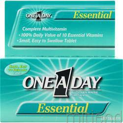 ONE A DAY Essential 130 tabs BAYER HEALTHCARE