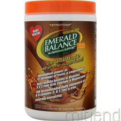 Emerald Balance Plus Chocolate 10 5 oz SGN NUTRITION