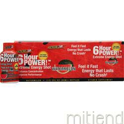 Stacker 2 - 6 Hour Power Sugar Free Watermelon 12 bttls NVE PHARMACEUTICALS