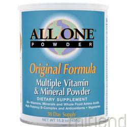 Multiple Vitamins & Minerals - Original 15 9 oz ALL ONE