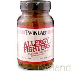 Allergy Fighters 60 caps TWINLAB