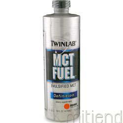 MCT Fuel Orange 16 fl oz TWINLAB