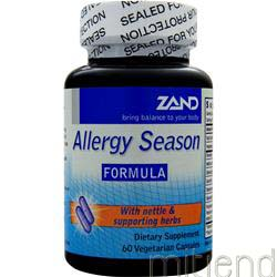 Allergy Season Formula 60 caps ZAND