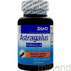 Astragalus Herbal Combination 100 tabs ZAND