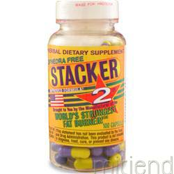 Stacker 2 100 caps NVE PHARMACEUTICALS